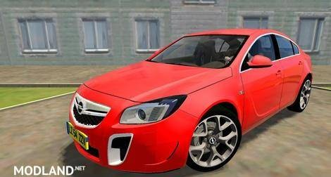 Opel Insignia OPC [1.3.3]
